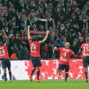 Lille-OM : joie Losc