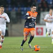 Montpellier-Lorient : Cabella