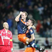 Montpellier-Lorient, Dernis
