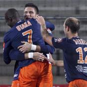 Montpellier-Lorient, Giroud