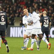 PSG-Auxerre Joie Oliech