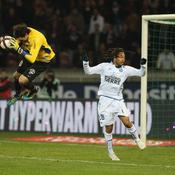 PSG-Auxerre Sirigu