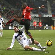 Forcing de Rennes en début de match