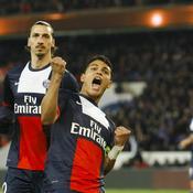 PSG-Nantes Joie Thiago Silva