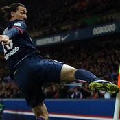 PSG-Nantes Zlatan