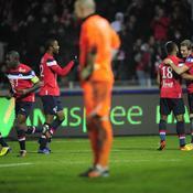 Lille-ASSE : Doublé Roux