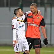 Lorient-Sochaux : Martin