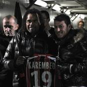 Nice-Montpellier : Karembeu