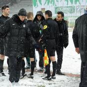 Saint-Etienne-Montpellier : match interrompu