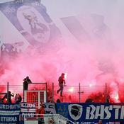 Chaude ambiance à Bastia