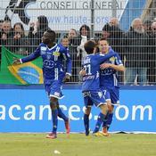 Bastia-OL : Thauvin