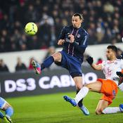 PSG-MHSC : Ibrahimovic