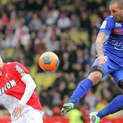 Monaco-Nice : Berbatov