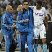 OM-Auxerre: blessure Rémy