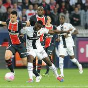 PSG - Rennes: Dribble de Pastore