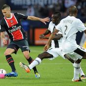 PSG -Rennes: Menez en duel