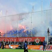 Supporters niçois