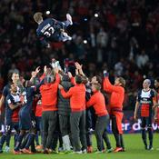 PSG-Brest : Beckham porté