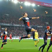 PSG-Brest : Ibrahimovic