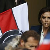 PSG-Brest : Victoria Beckham
