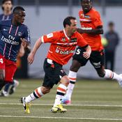 Lorient-PSG Giuly