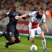 Bordeaux-PSG, Digne