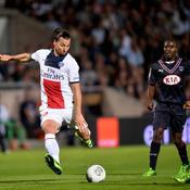 Bordeaux-PSG, Ibrahimovic