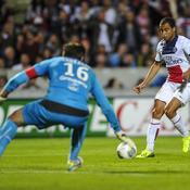 Bordeaux-PSG, Lucas