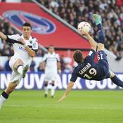 PSG-Sochaux Ciseau