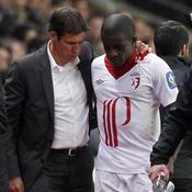 Rennes-Lille, Mavuba blessé