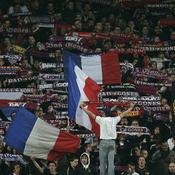 Gerland, supporters lyonnais