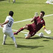 Buffon maintient l'Italie à flot