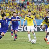 J. Martinez redonne l'avantage à la Colombie