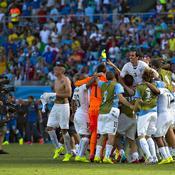 L'Uruguay retrouve les huitièmes