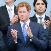 Le Prince Harry était là