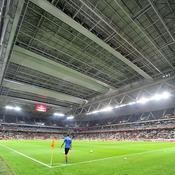 Toit Stade Pierre Mauroy