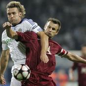 Dynamo Kiev Rubin Kazan Andreï Shevchenko Sergeï Semak