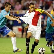 FC Séville Urziceni Luis Fabiano