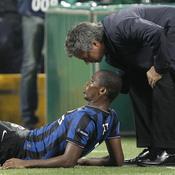 Inter Milan FC Barcelone Samuel Eto'o José Mourinho