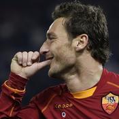 Francesco Totti, Rome