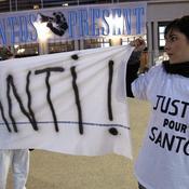 Soutien à Santos