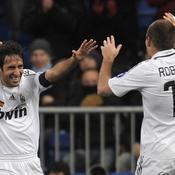 Real Madrid-Zenit, Raul-Robben