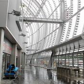 Grand Stade Lille : coursive