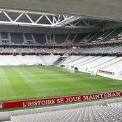 Grand Stade Lille : virage