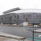 Grand Stade Lille : vue extérieure