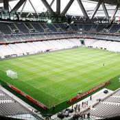 Grand Stade Lille : vue intérieure