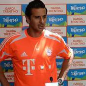 Claudio Pizarro de retour au Bayern