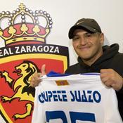 Humberto Suazo Saragosse