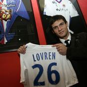 Lyon, Dejan Lovren