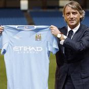 Manchester City, Roberto Mancini